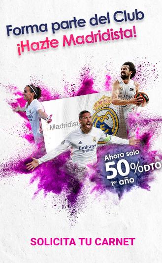 Carnét Real Madrid