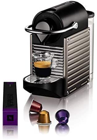 Krupes Nespresso Pixie Máquina espresso REACONDICIONADA
