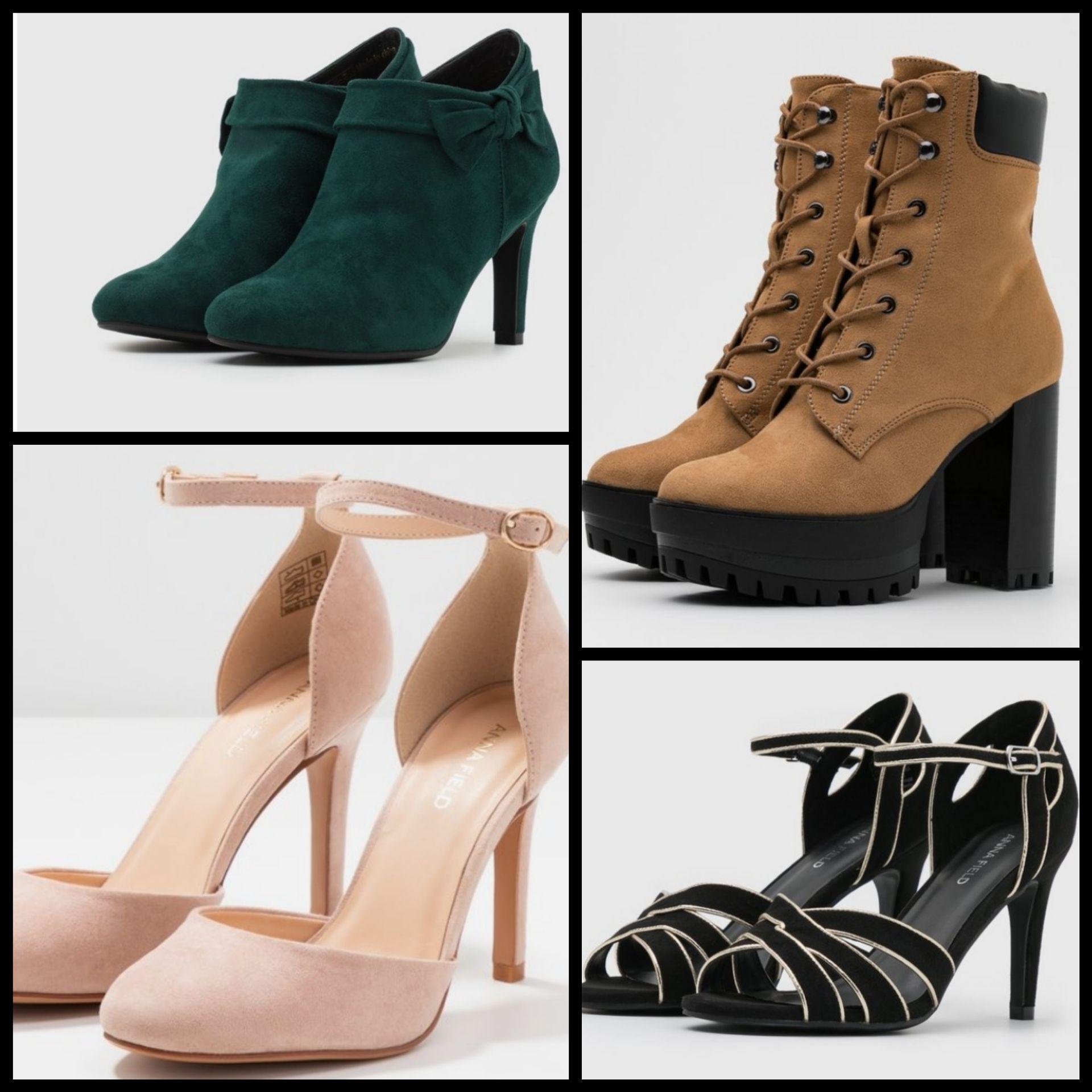 Recopilación 50 Zapatos para Mujer por menos de 17€