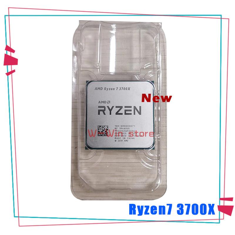 AMD Ryzen 7 3700X [Nuevo OEM/Tray sin disipador]
