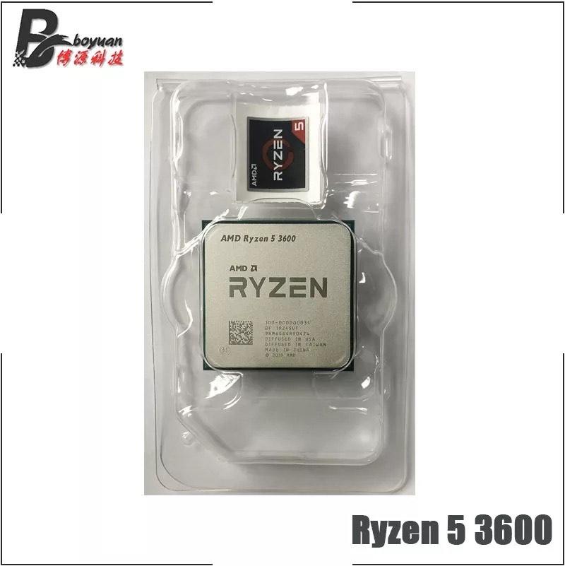 Ryzen 5 3600 por solo 126€