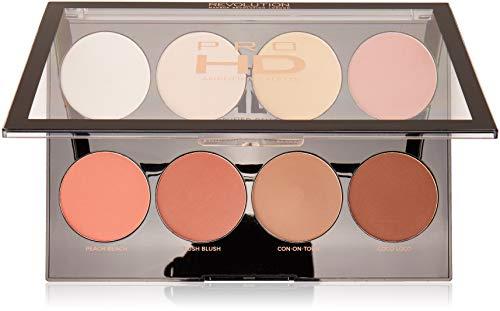 Makeup Revolution London Pro Hd Amplified Palette 30 g