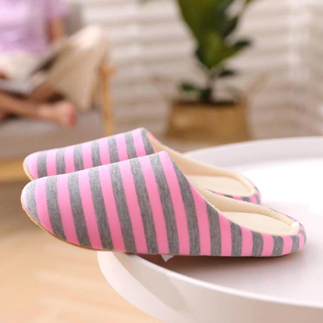 Zapatillas de casa de invierno para mujer