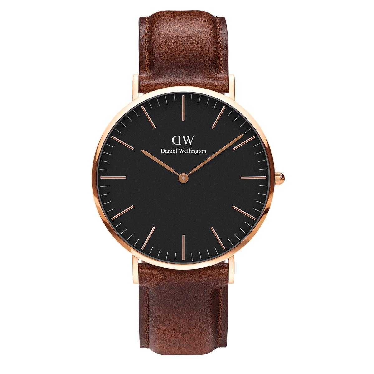 Daniel Wellington ST MAWES - Reloj marrón