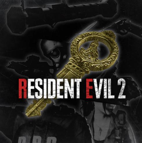 Resident Evil 2 Todo desbloqueado