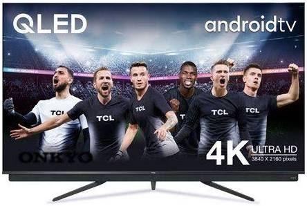 "TV QLED 55'' TCL 55C815 55"" 4K UHD HDR Smart TV"