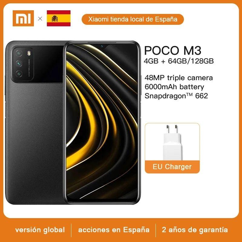 Poco M3 64GB/128GB por 95/108€ (Desde España)