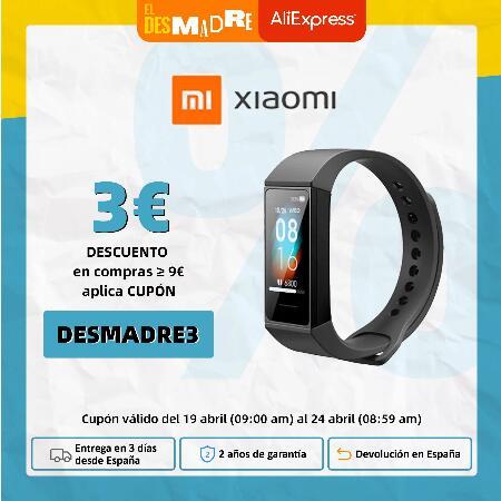 Xiaomi Mi Band 4C - Desde España (Plaza)