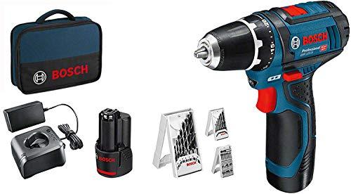 Bosch Professional 12V System Atornillador GSR 12V-15