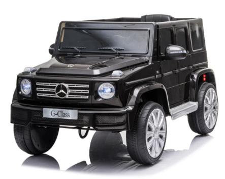Coche niños 12V Mercedes G500 solo 93€ (desde España)