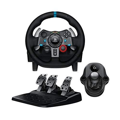 Logitech G29 Driving Force + Shifter