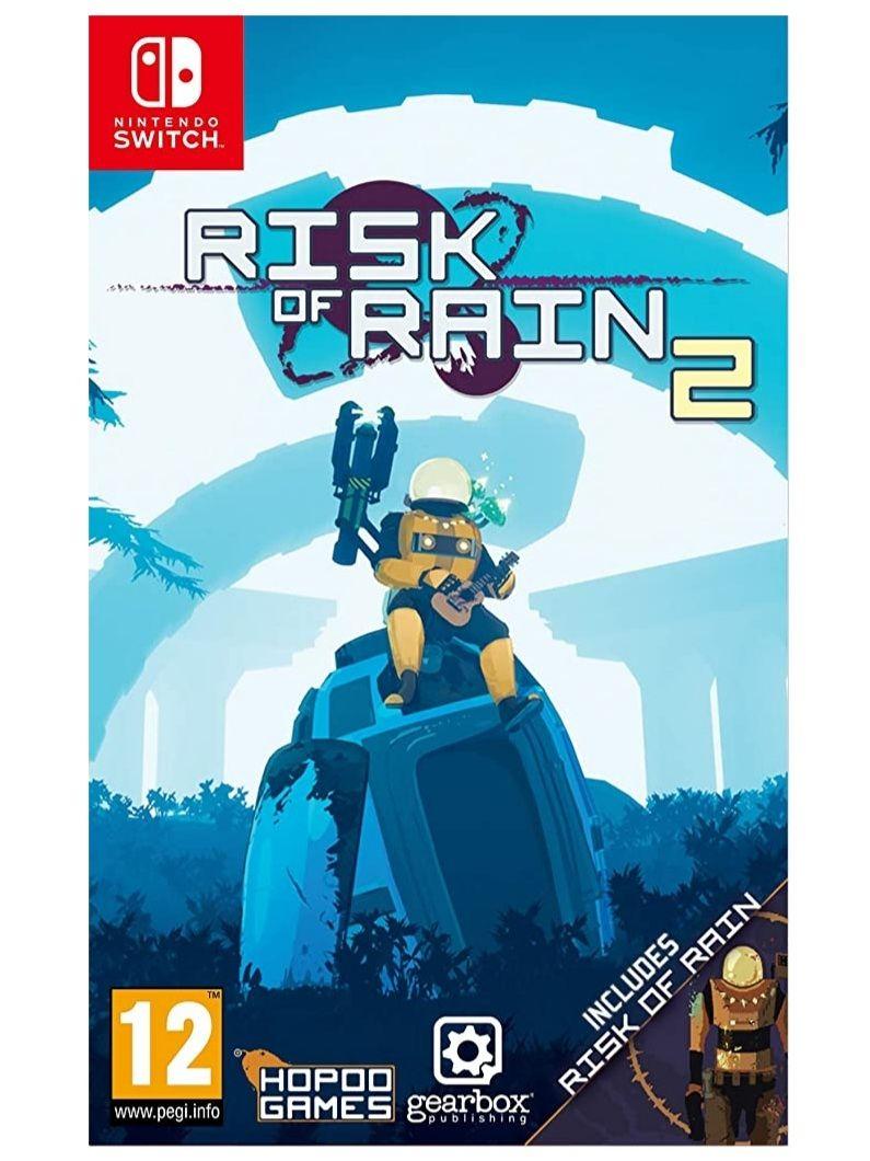 Risk of Rain 1 + 2 - Switch (PcComponentes y Amazon)
