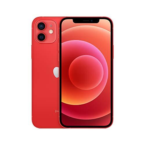 iPhone 12, 64Gb rojo