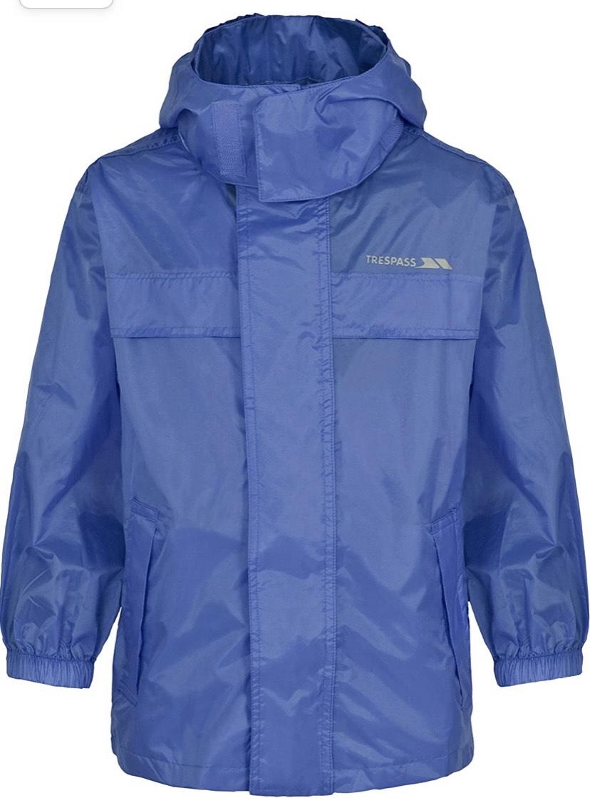 Talla 12años chaqueta Trespass