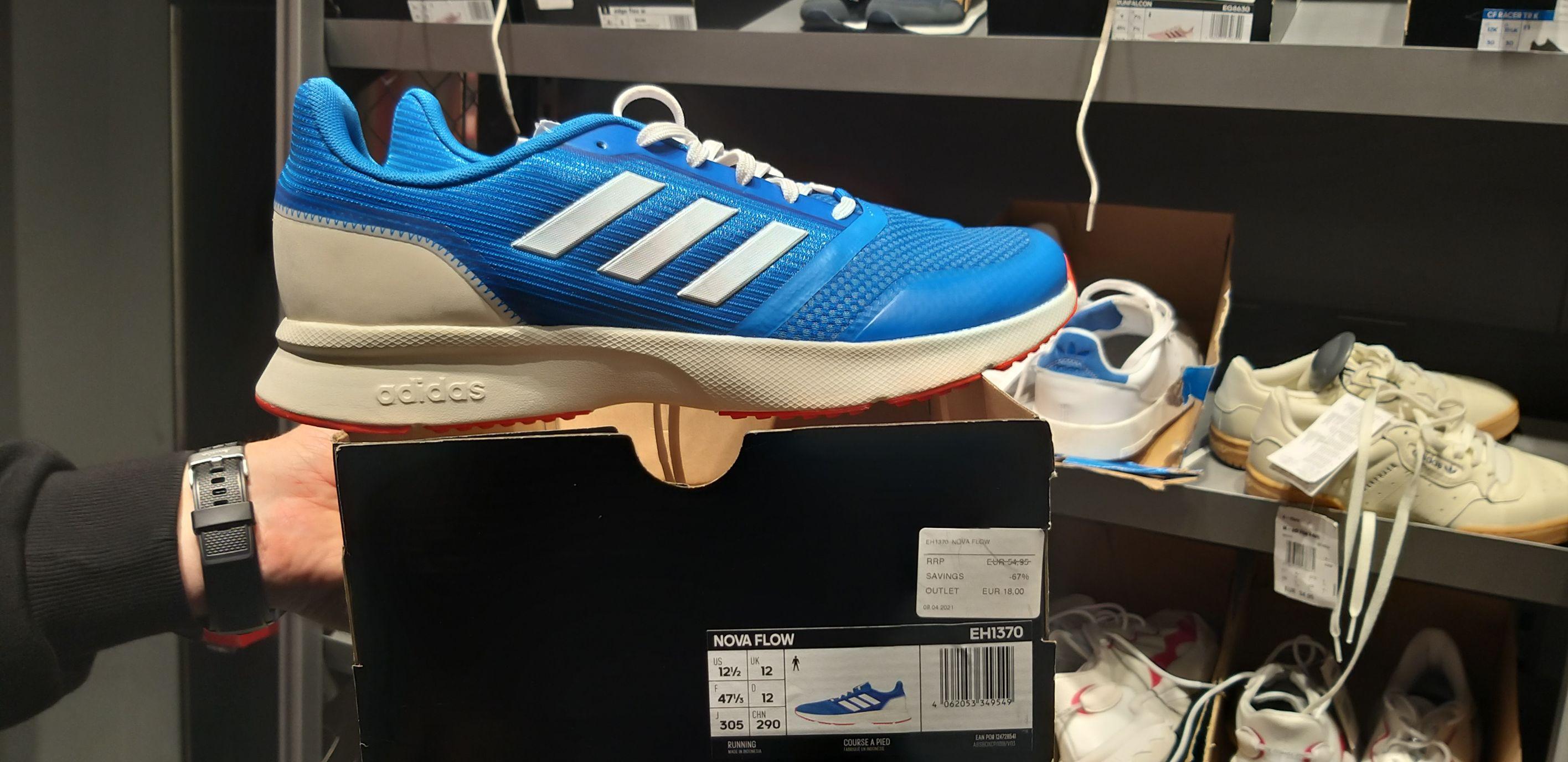 Adidas Nova Flow (número 47,5) en Adidas de The Style Outlet Getafe18€