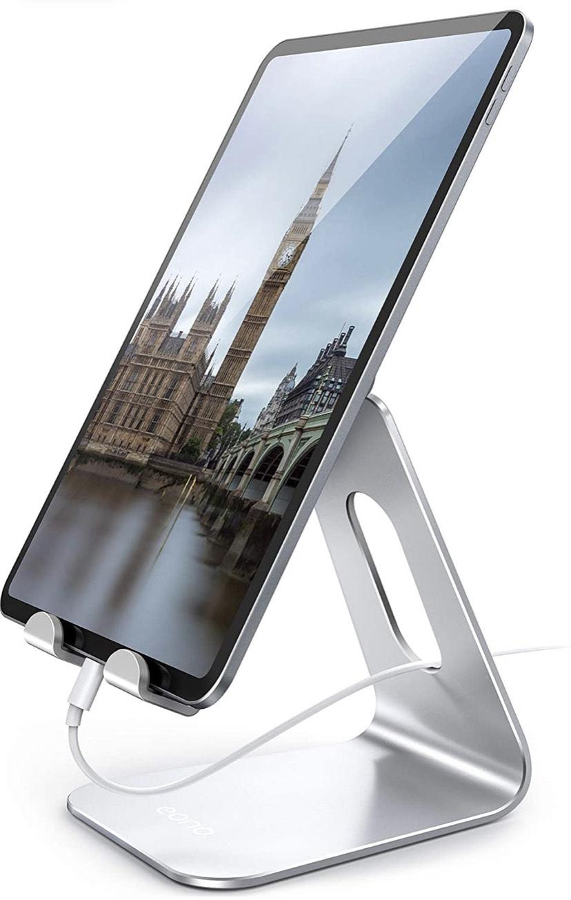 Soporte escritorio para iPad