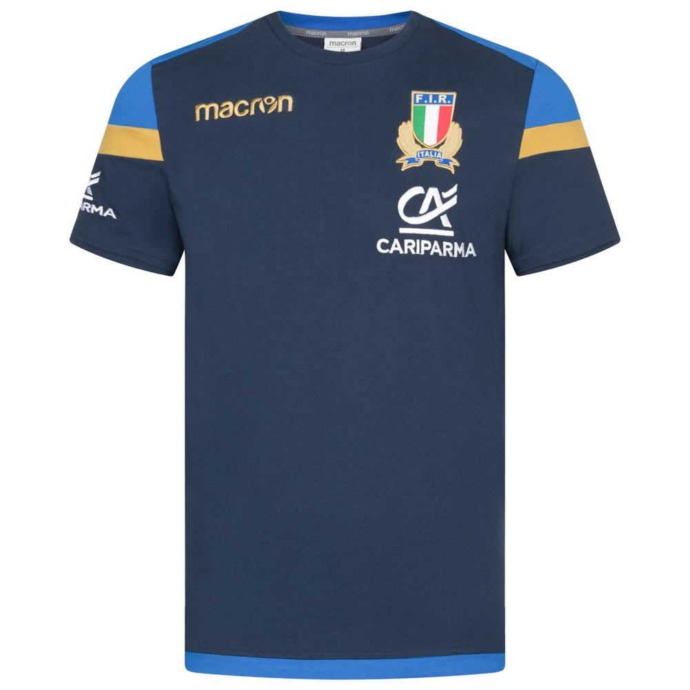 TALLAS M a 3XL - Camiseta Deportiva Italia FIR macron (+Otros Modelos en Descripción)