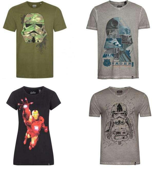 Camisetas Gozoo [Star Wars, Marvel, Batman...]