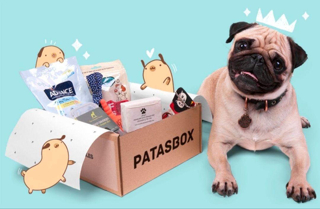 Patasbox para siempre por solo 14.95€