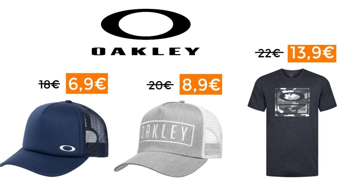 Ofertas en productos Oakley Deporte-Outlet