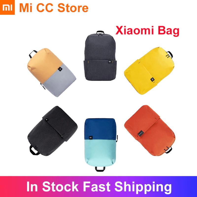 2 mochilas Xiaomi por 3,98€ c/u