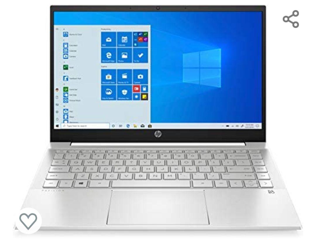 "HP Pavilion 14-dv0020ns - Ordenador portátil de 14"" FullHD (Intel Core i5-1135G7, 8GB de RAM, 512GB SSD, Intel Iris Xe, Windows 10 )"