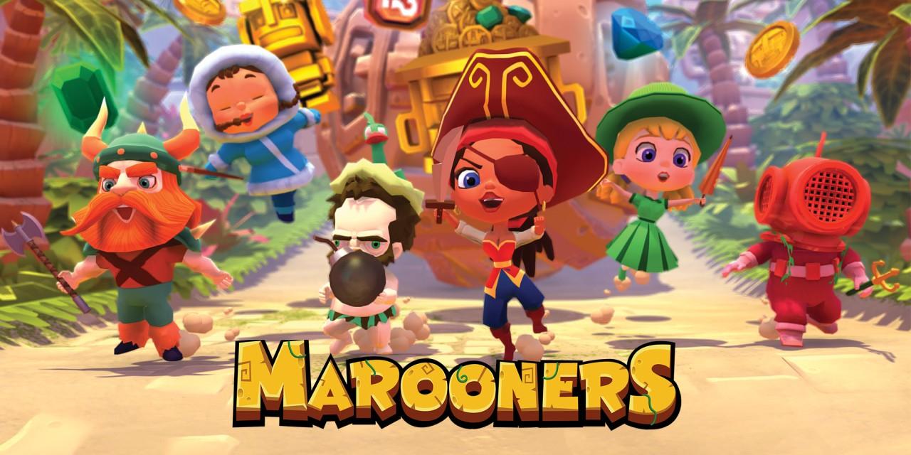 Juego Switch Marooners por 0,99€ en la tienda oficial