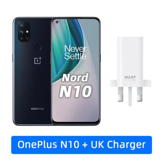 Oneplus Nord N10 6/128 desde España por 166-175€ (varias opciones + truco en la descripción)