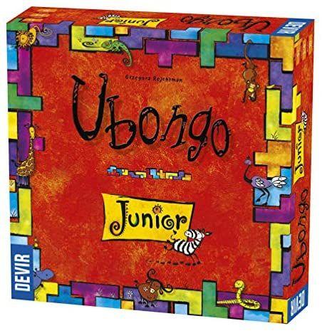 UBONGO JUNIOR juego de mesa DEVIR