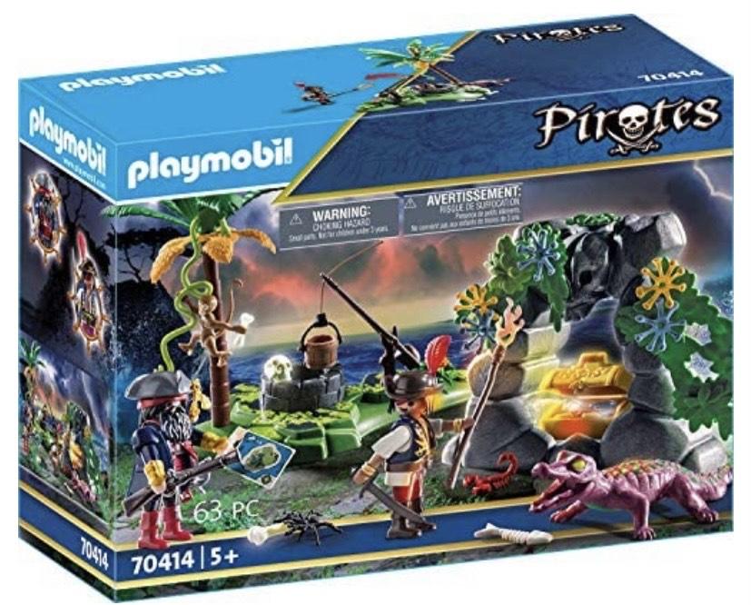 PLAYMOBIL Pirates - Escondite Pirata