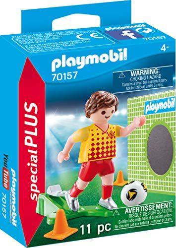 Playmobil Special Plus Futbolista