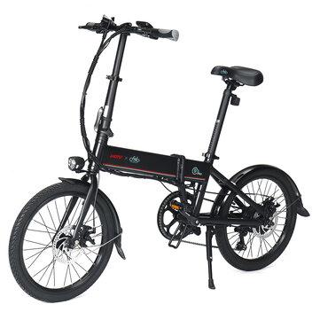 Bicicleta Eléctrica Portable LAOTIE X FIIDO D4S Pro [Desde Europa]