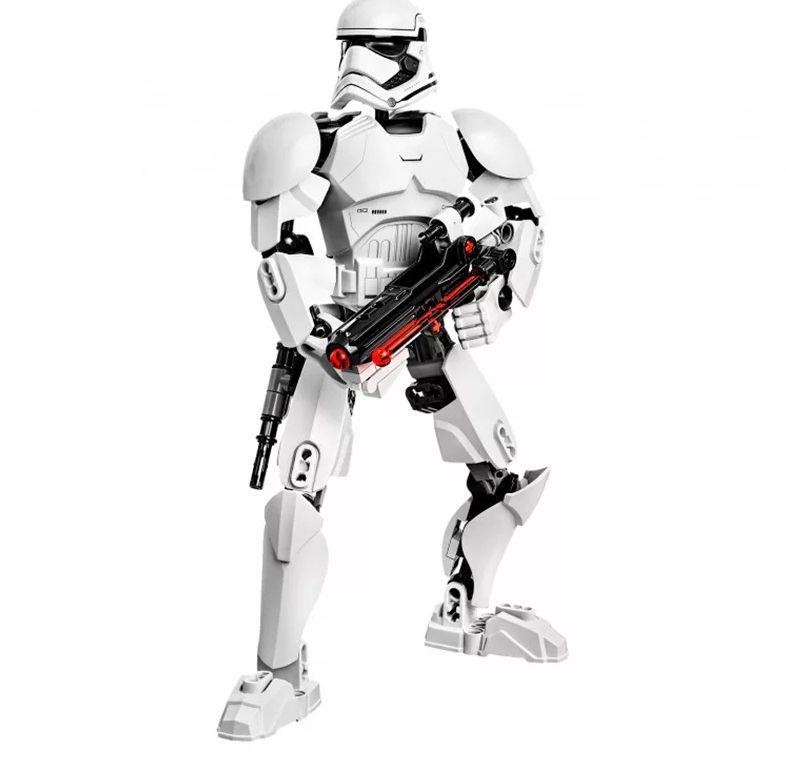 2 figuras Stormtroopers (Darklights) de 24cm (+opciones disponibles)