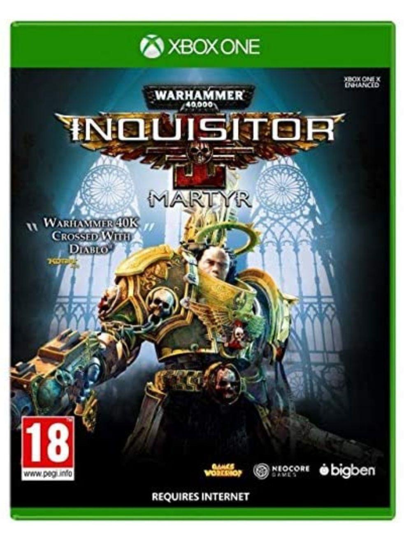 Warhammer 40.000 Inquisitor Martyr (Xbox One)