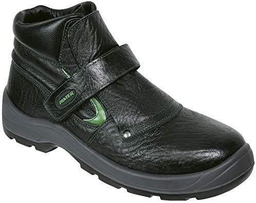 Talla 37 - Panter 433101700 - Fragua Velcro Totale S3 Negro 257