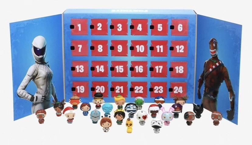 Funko Pop! Advent Calendar: Fortnite