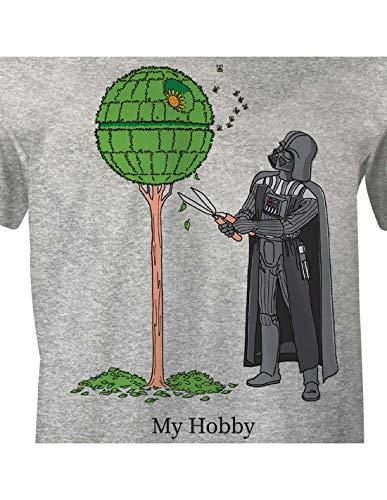 Camiseta de Star Wars Vader My Hobby con licencia oficial. Talla XL.