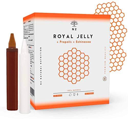 Jalea Real con Propóleo Vitamina C y Equinacea.