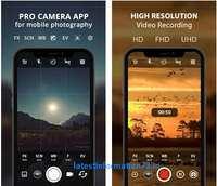 ProCam X - Cámara HD PRO [Android]