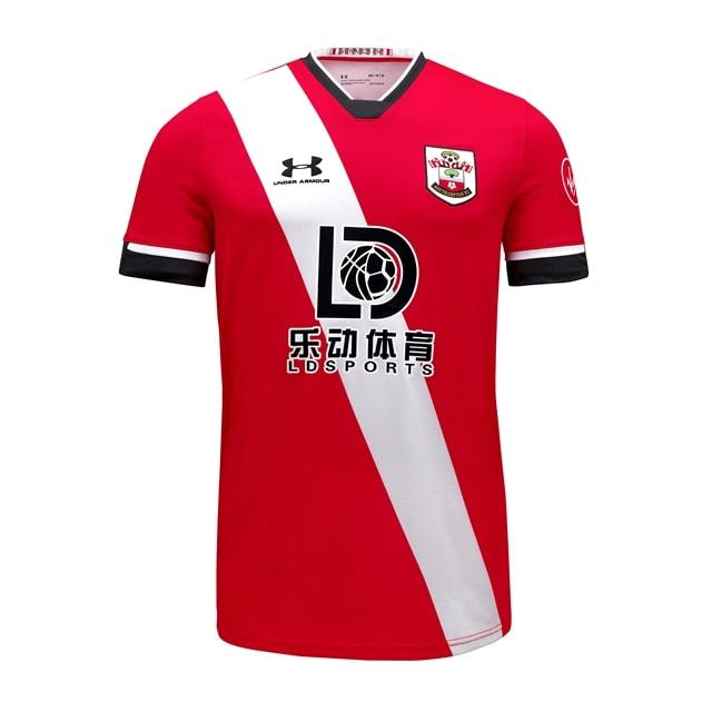 Camiseta Equipación Under Armour Southampton FC 20/21 Hombre