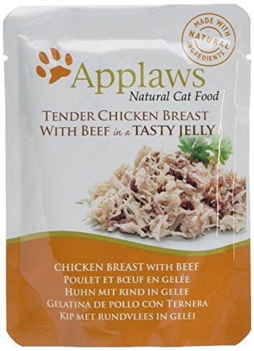 16 latas comida húmeda gatos
