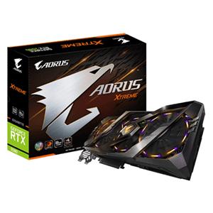 GIGABYTE AORUS GEFORCE RTX 2080 XTREME 8GB GDDR6 (REACO)