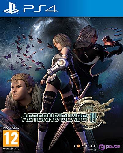Aeternoblade 2 PAL UK PS4 con castellano