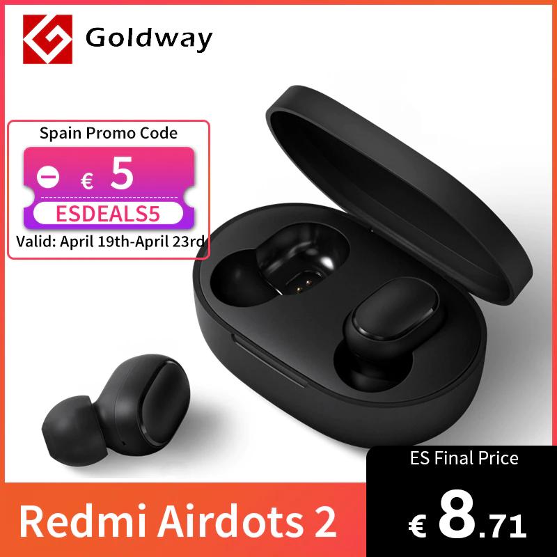 Xiaomi Airdots 2 desde 8,59€
