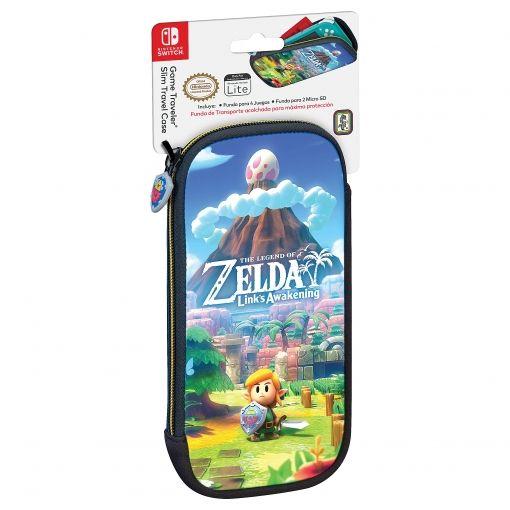 Fundas Zelda y Pokemon para Nintendo Switch (Carrefour Salamanca)