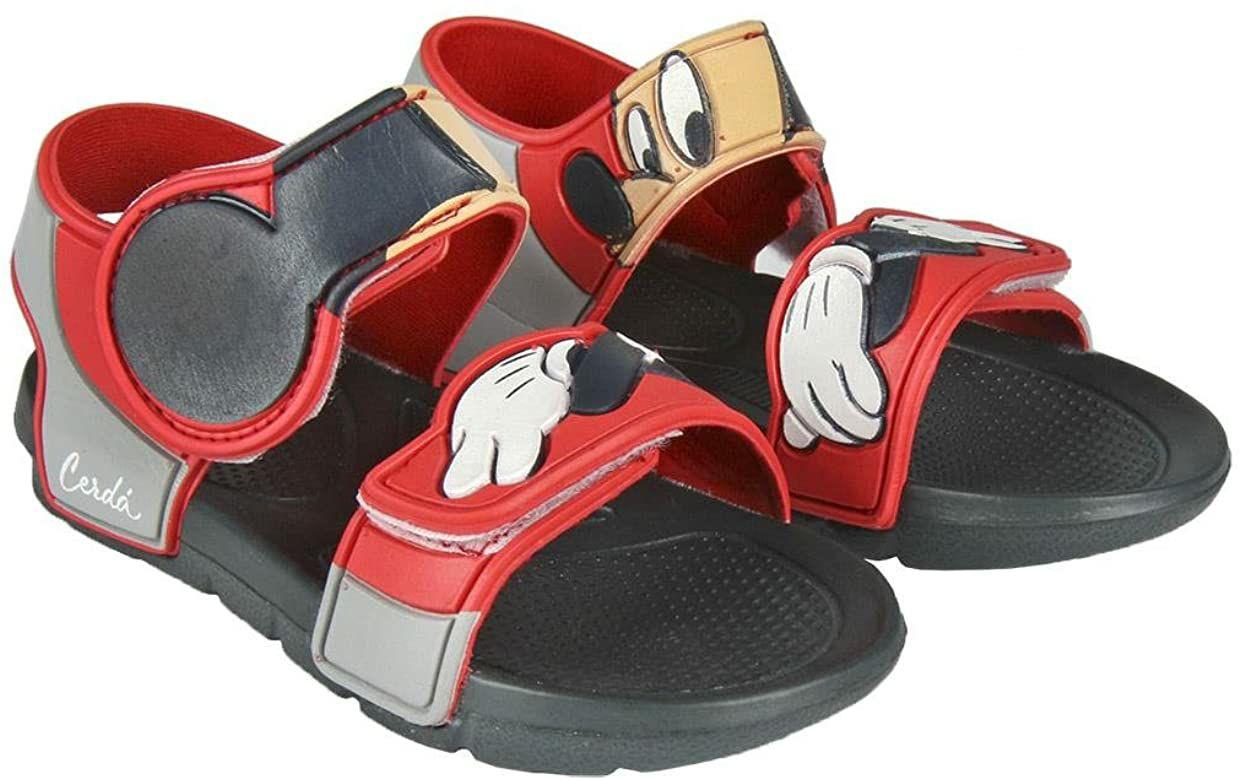 TALLA 23 - Sandalias de Playa Mickey Mouse