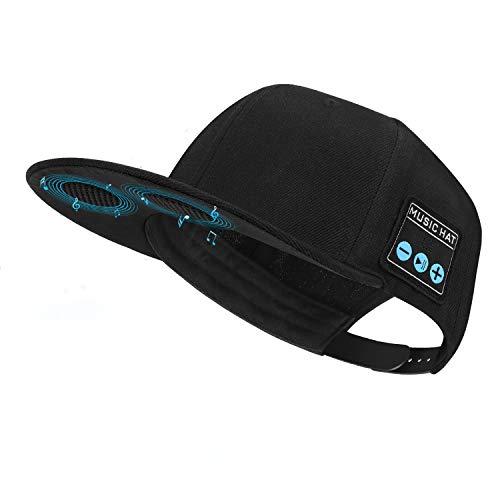 Gorra con Altavoces Bluetooth