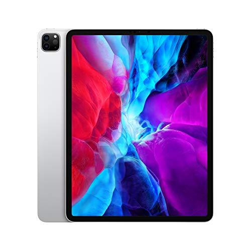 Apple iPad Pro (de 12,9 Pulgadas, 4.ª generación, con Wi-Fi y 256 GB) - Plata (2020)