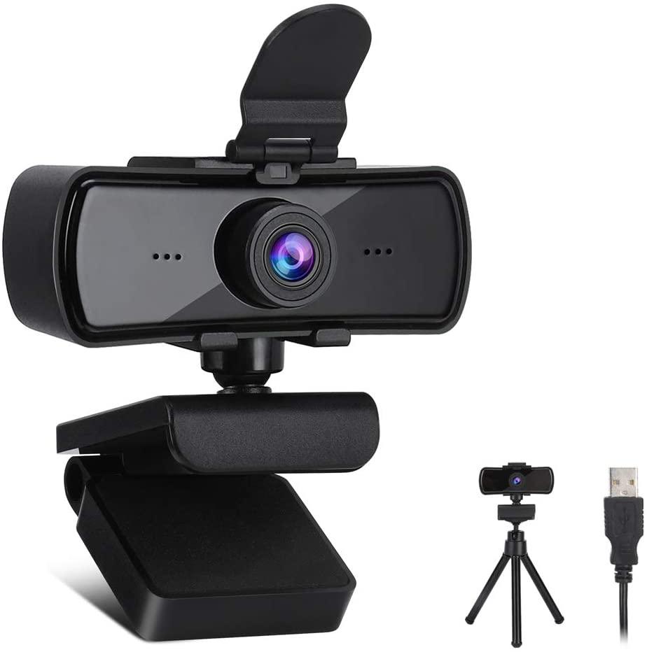 Webcam 2K HD +trípode solo 2.9€