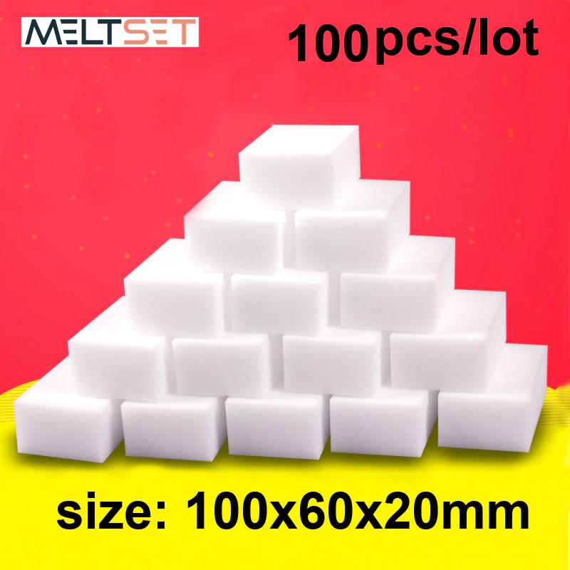 """100 esponjas """"mágicas"""" (3 cents/ud)"""